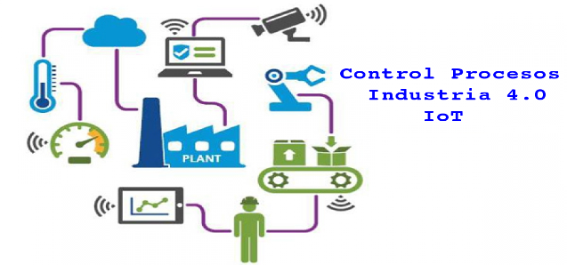 Control Procesos Industria 4.0 IoT